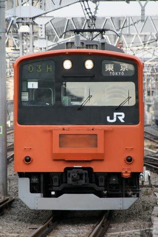 【特集】さようなら中央線201系 「H編成フォトギャラリー」その1