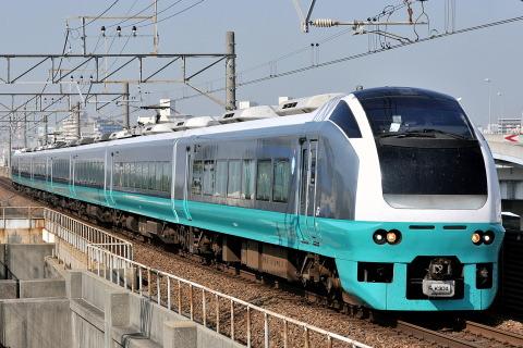 【JR東】E653系カツK304編成 団臨