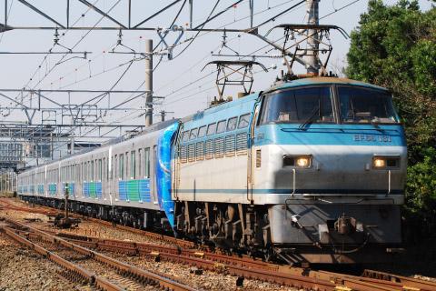 【西武】30000系38106F 甲種輸送