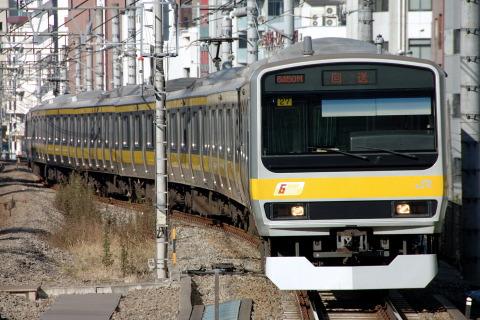 【JR東】E231系ミツ27編成 東京総合車両センター入場