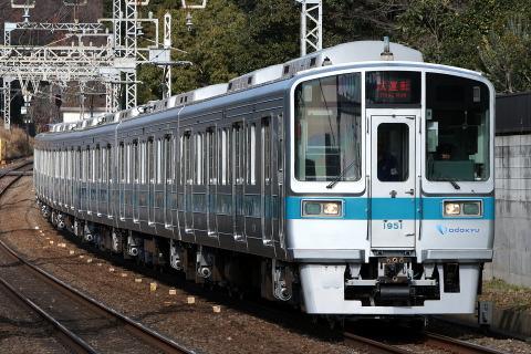【小田急】1500形1751F 出場試運転