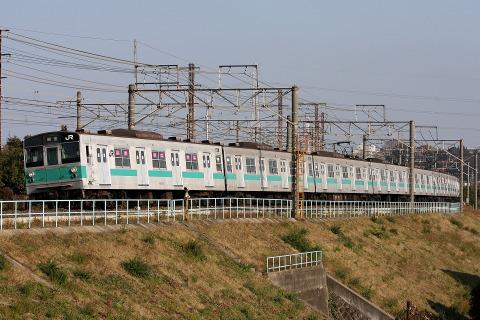 【JR東】203系マト55編成 東京総合車両センター入場