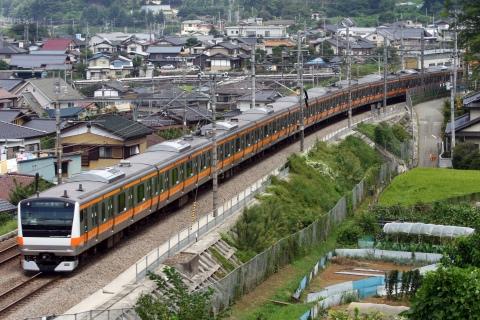 【JR東】E233系トタT22編成試運転