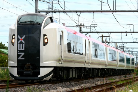 【JR東】E259系NE002編成返却回送