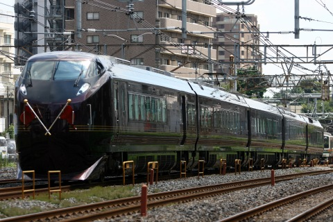 【JR東】E655系試運転