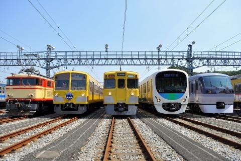 【西武】南入曽車両基地『電車夏まつり』