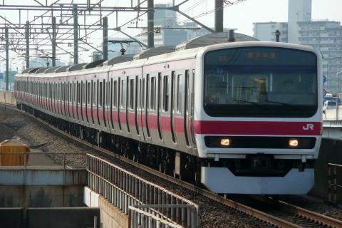 【JR東】京葉線209系 110km/h車運用充当に伴う運用変更