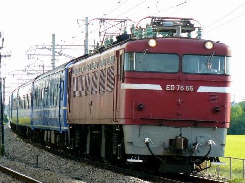 【JR九】14系寝台車6両 門司港へ回送