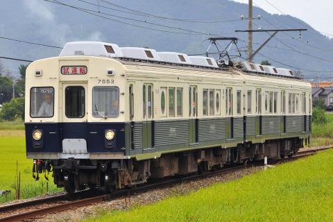 【上田】7200系7253F試運転