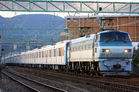 【東武】50000系51003F 甲種輸送
