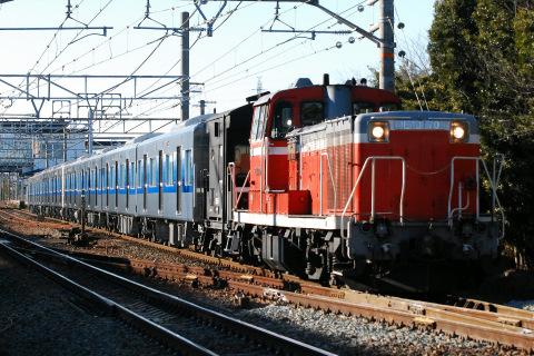 【京成】3050形3054編成 甲種輸送