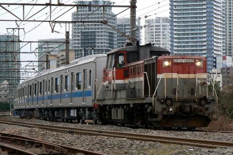 【小田急】4000形4061F(小田原側4両) 甲種輸送