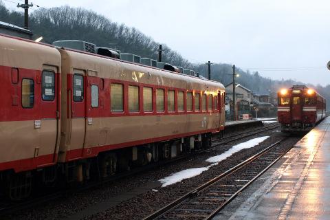 【JR西】高山本線でキハ58による代走運転