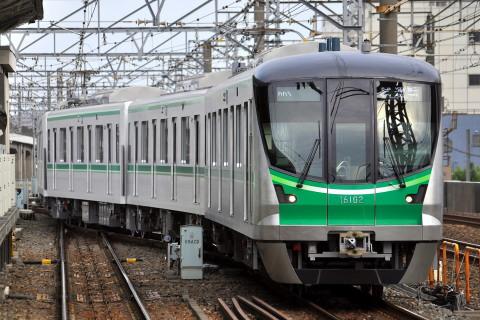 【メトロ】千代田線用16000系 乗務員訓練開始
