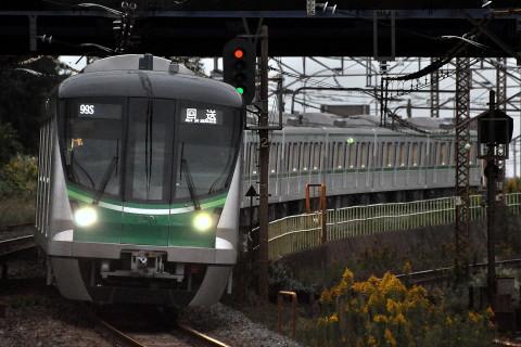 【メトロ】16000系16101F JR東日本松戸車両センターへ貸出