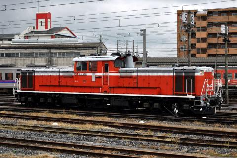 【JR西】DD51-1179 乗務員訓練
