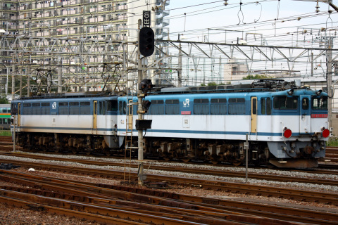 【JR貨】EF65-1096 大宮車両所入場