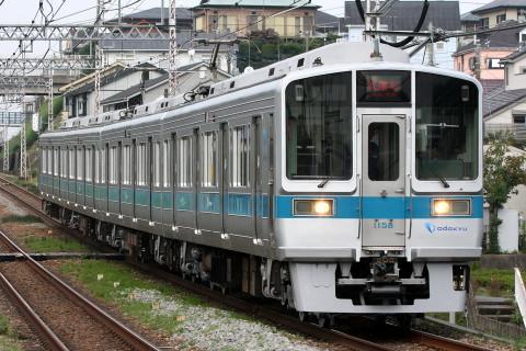 【小田急】1000形1058F(4連) 出場試運転