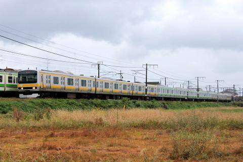 【JR東】山手線用サハE231形600・4600番代 新潟地区試運転