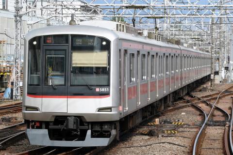 【東急】5050系5151F 長津田車両工場入場