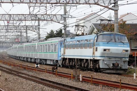 【メトロ】16000系16105F 甲種輸送
