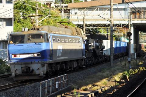 【JR貨】シキ801B1 沼津へ回送