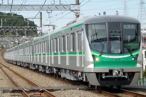 【メトロ】16000系 小田急多摩線で試運転(2日)