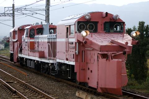 【JR西】DE15-1004 試運転
