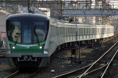 【メトロ】16000系16101F 常磐緩行線内試運転
