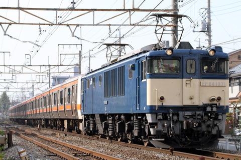 【JR東】209系500番代8両(武蔵野線仕様) 長野総合車両センター出場配給