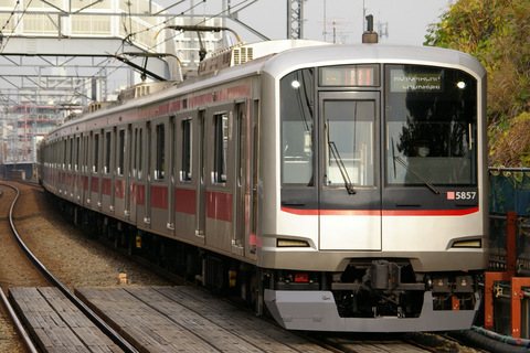 【東急】5050系5157F 営業運転復帰