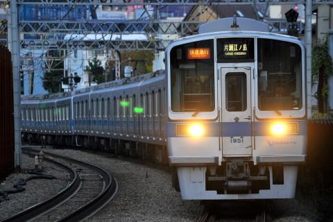 【小田急】藤沢市花火大会開催に伴う臨時列車