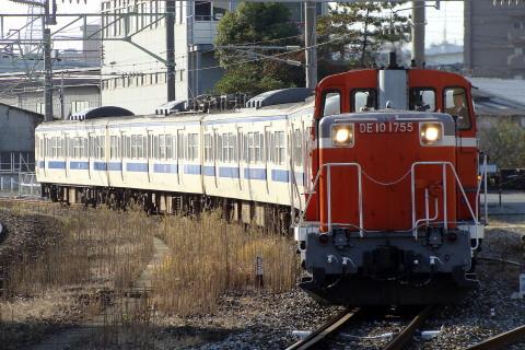 【JR九】415系オイFo3編成 廃車回送