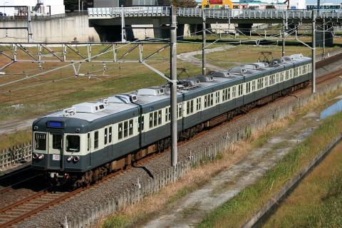 【京成】3300形3356編成(青電塗装) 北総印旛車両基地より返却