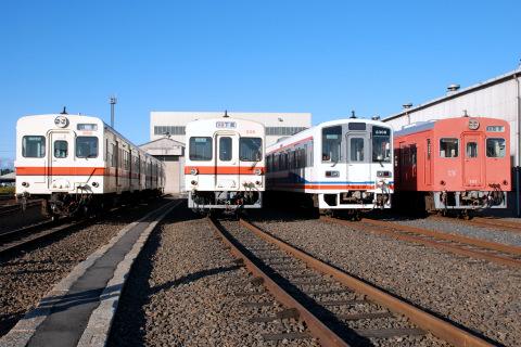 【関鉄】第17回鉄道の日イベント開催