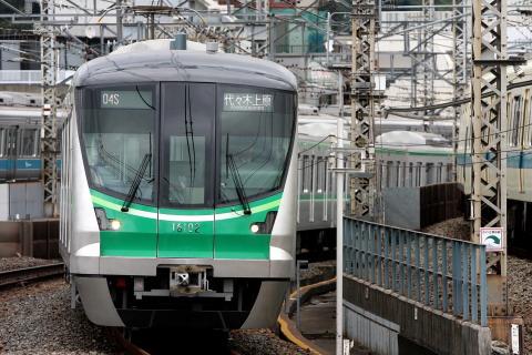 【メトロ】千代田線16000系 営業運転開始