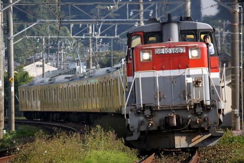 【西武】2000系2079F 甲種輸送