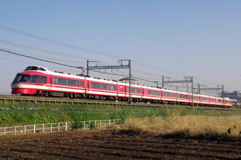 【小田急】7000形7001F(LSE) 営業運転復帰