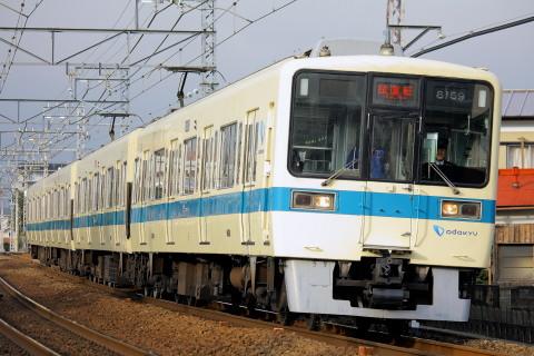 【小田急】8000形8059F(4連) 性能確認試運転