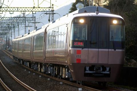 【小田急】30000形30253F(EXE) 出場試運転