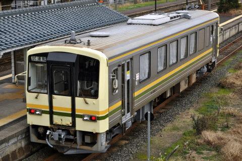 【JR西】キハ120-1 後藤総合車両所出場