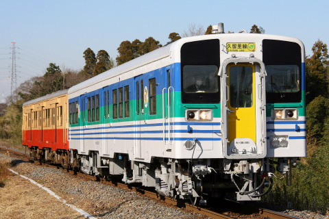 【JR東】キハ38-1001 試運転