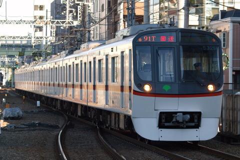【都営】5300形5321編成 金沢検車区へ回送