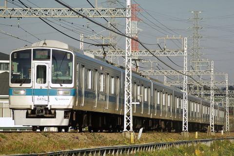 【小田急】2000形2051F 性能確認試運転