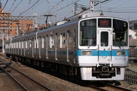 【小田急】1000形1051F(4連) 性能確認試運転