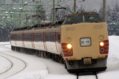 【JR東】「シーハイル上越」183/189系田町車で運転