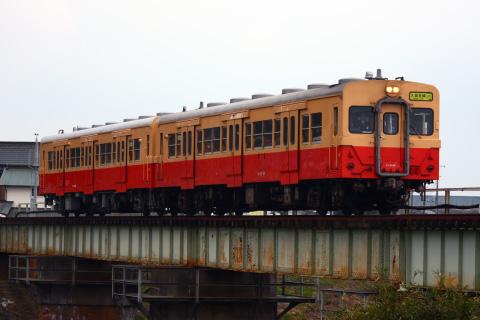 【JR東】国鉄色キハ30「想い出トレイン号」運転開始