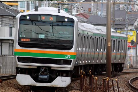 【JR東】E231系コツS14編成 東京総合車両センター出場