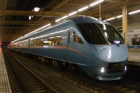 【小田急】ホームウェイ91号 60000形(MSE)で代走