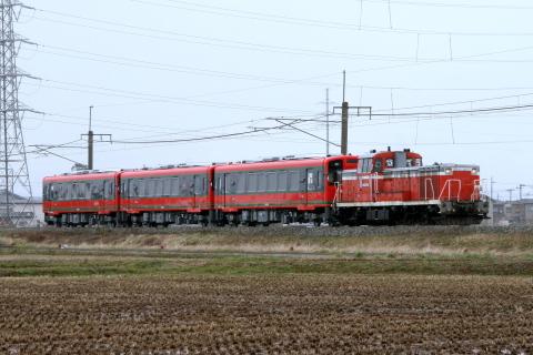 【会津】AT-700形 甲種輸送